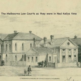 The Old Melbourne Gaol school holiday summer program : an Anonymous  Review